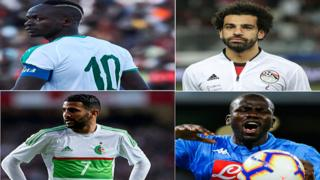 لاعبون يستحوق المتابعة في كأس الأمم الأفريقية 2019