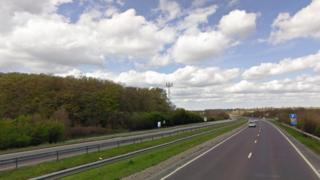The A10 at Great Amwell