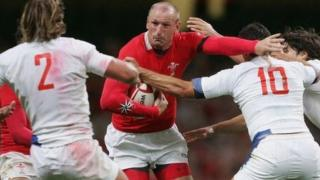 Gareth Thomas, the former Wales captain