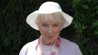 June Whitfield in Last of the Summer Wine