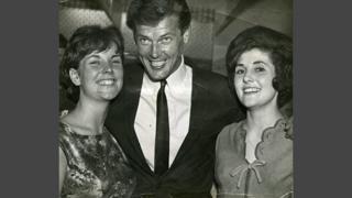Bronagh Sharkey was a big fan of Roger Moore