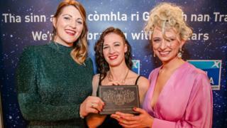 Kinnaris Quintet win the Belhaven Bursary for Innovation in Scottish music