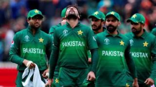 पाकिस्तान, वर्ल्ड कप 2019