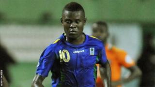 Mbwana Samatta, l'un des artisans de la deuxième qualification de la Tanzanie en phase finale de la CAN.