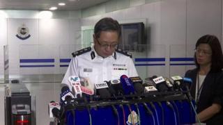 ဆန္ဒပြသူကို သေနတ်နဲ့ ပစ်ခဲ့တာကို ဟောင်ကောင်ရဲ ကာကွယ်ပြောဆို