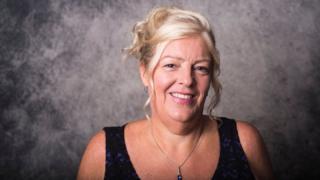 Karen Jones of charity Northern Lights