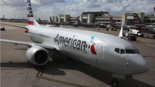 美国宣布停飞波音737 Max客机