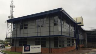 Cheshire Fire HQ
