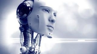 روبوت يحمل وجه إنسان