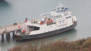 MV Jireh at Portland Port