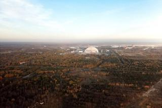 Imagen de la vieja nuclear de Chernobyl.