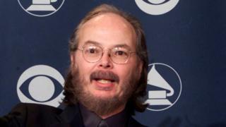 Becker at Grammy awards 2001