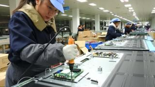 China television factory