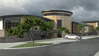 Strang Leisure Centre