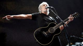Pink Floyd s Roger Waters hopes for more Syrian rescues after flying boys out