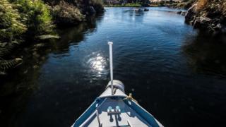 Le fleuve Nil poumon de l'économie égyptienne