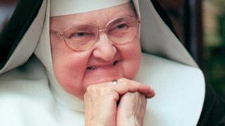 Mother Angelica, shown March 2, 1999,