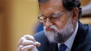 Mariano Rajoy (file picture)