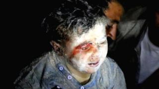 सीरियातील इडलिब भागात स्फोट