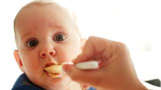 Temsili bebek fotoğrafı