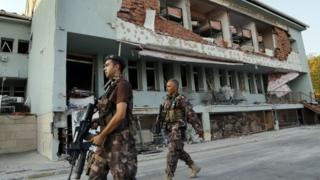 13 militaires turcs périssent dans un attentat à Kayseri