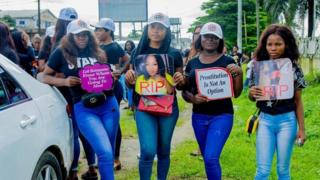 Port Harcourt hotel killing: Why we insist say 'prostitution no be option' for PH girls