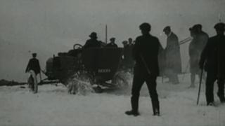 Why a Model T was driven to the top of Ben Nevis