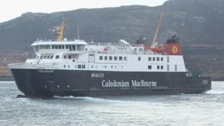 MV Finlaggan