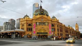 Stasiun Flinders