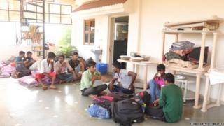 गुजरात में प्रवासी