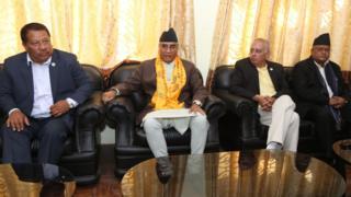 नेपाली कांग्रेस संसदीय दलको पहिलो बैठक