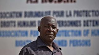 Pierre Claver Mbonimpa (19 March 2015)