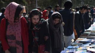 بیش از ۲۰ درصد جمعیت افغانستان امروز ۱۵ تا ۲۴ سال سن دارند