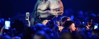 اگر دایناسورها منقرض نشده بودند