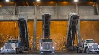 美国垃圾焚烧厂