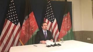 سفیر آمریکا در کابل
