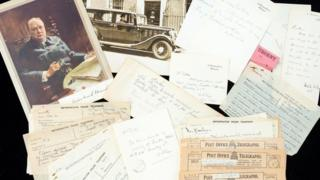 Reginald Parker's collection