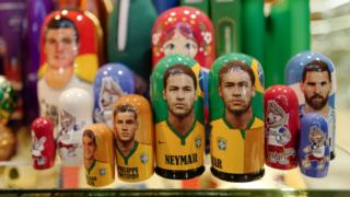 Doll wey get face of international footballers