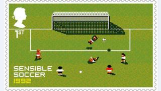 Sensible Soccer stamp
