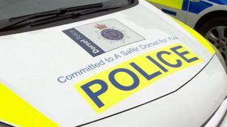 Dorset Police van - generic