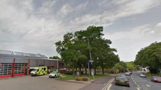 Bury St Edmunds Fire Station