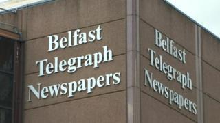 Belfast Telegraph building