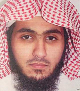 Kuwait state media released an image of the alleged bomber, who authorities said had been identified as Saudi citizen Fahd Suleiman Abdulmohsen al-Qaba'a