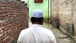 रकबर के गांव में मातम का माहौल