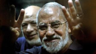 محمد بديع مرشد الإخوان
