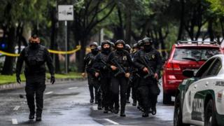 Mexico crime: Could this become the bloodiest year on record?