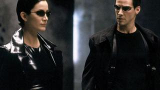Cena de 'Matrix'