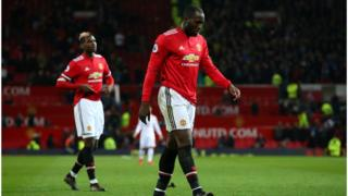 Lukaku dan wasan Manchester United