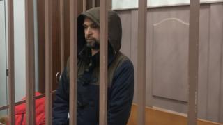 Басманный суд Москвы арестовал первого фигуранта дела об угрозах судье Алексея Вересова