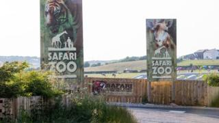 South Lakes Safari Zoo